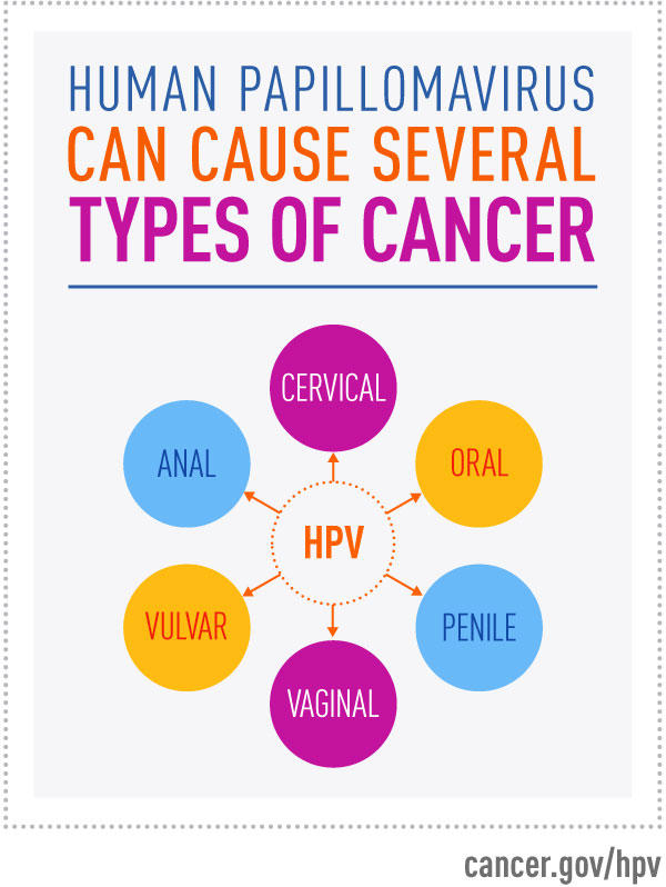 hpv warts lead to cancer
