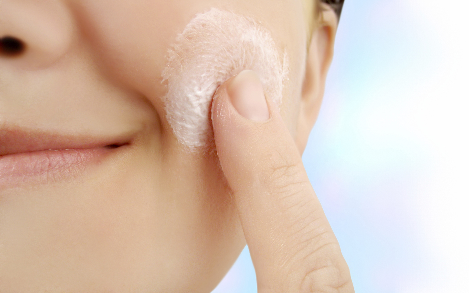 contact dermatită între degete