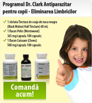 medicamente pentru limbrici