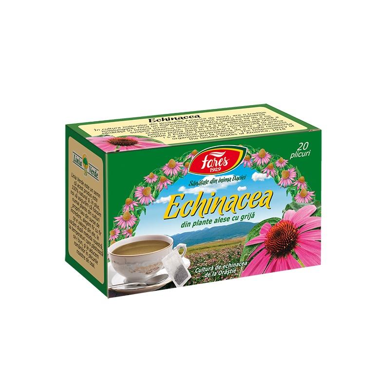 Ceai curatare colon x 20 doze Fares | Catena | Preturi mici!
