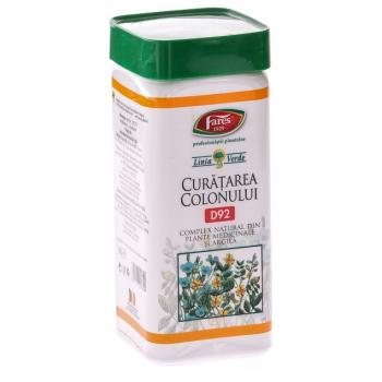 ceai fares detoxifierea colonului Am condilom