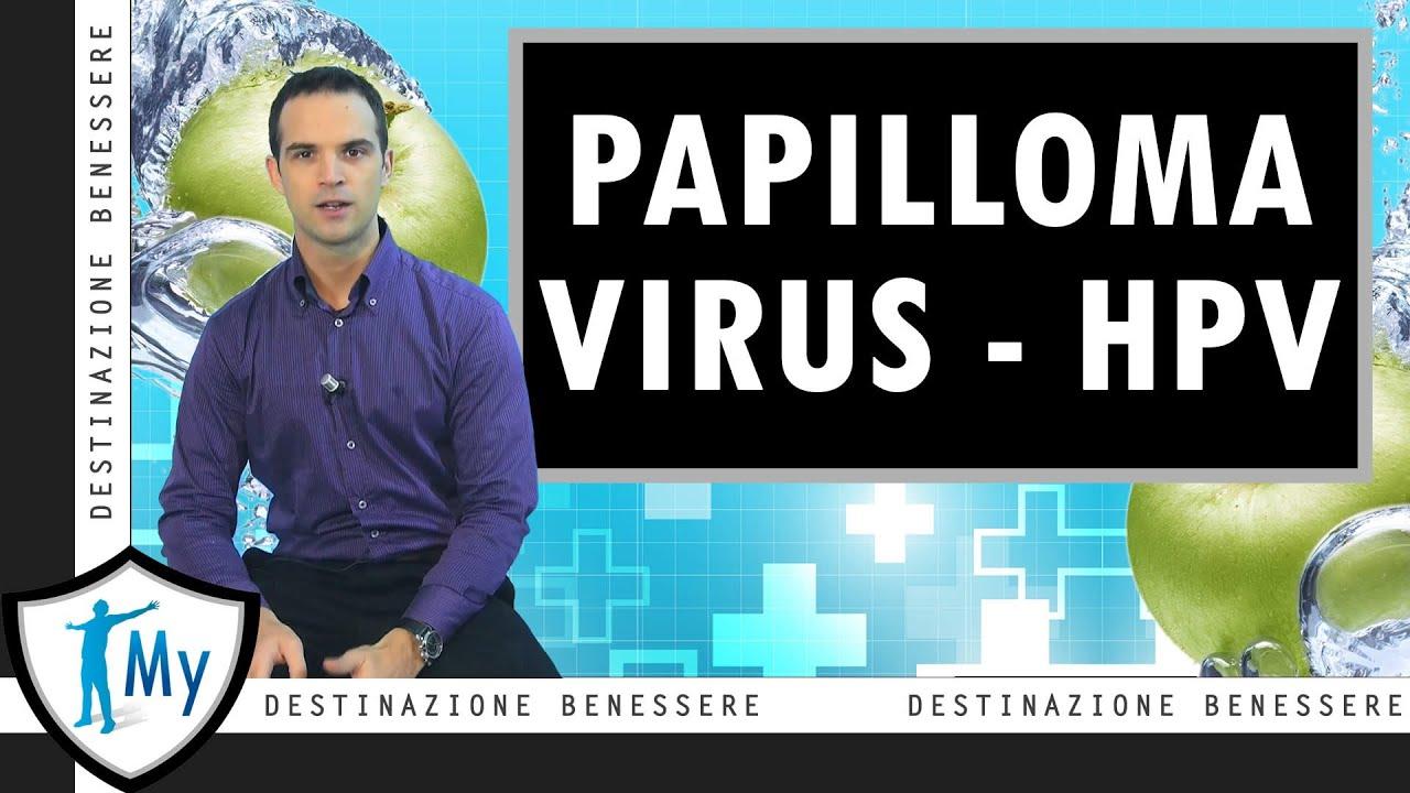 papilloma virus trasmissione all uomo