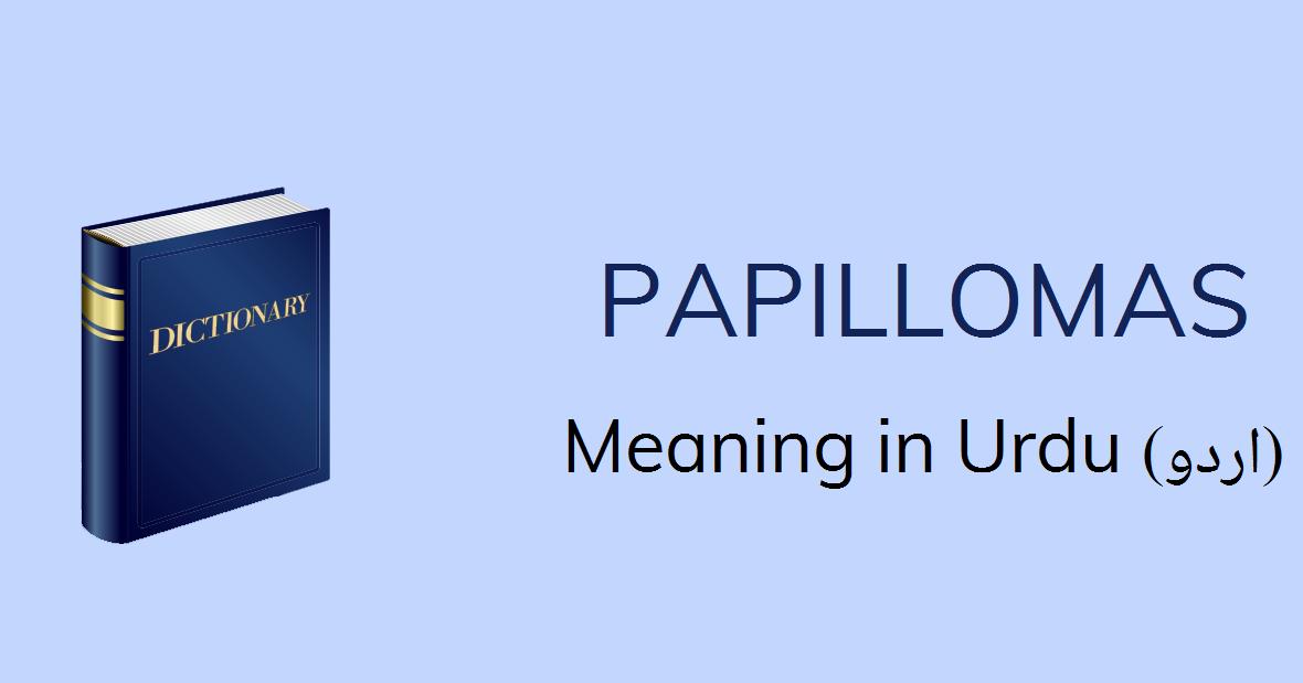 Papillomavirus meaning in arabic - parcareotopeni24.ro