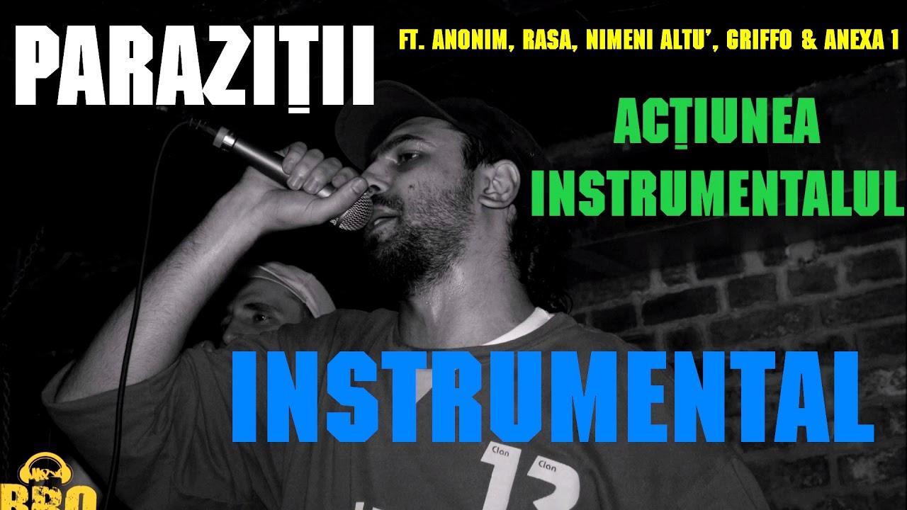 actiunea instrumentalul parazitii