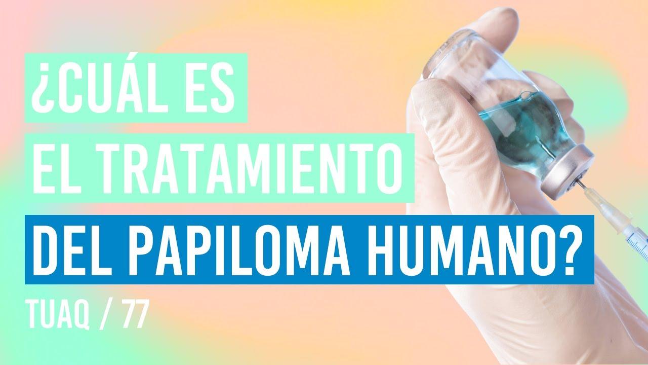 tratamiento la papilomavirus