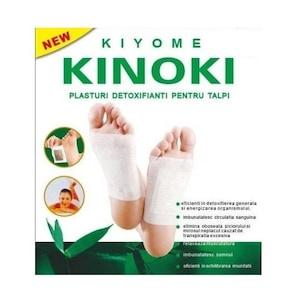 plasturi detoxifiere kinoki kiyome de la negi și mai multe negi