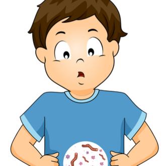 viermi în anusul copilului