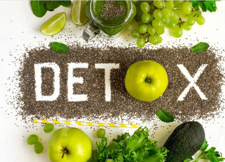 detoxifierea organismului inainte de dieta)