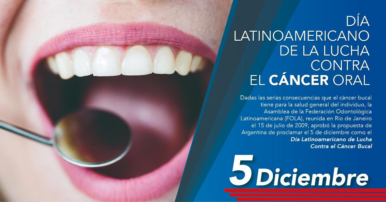 cancer bucal argentina
