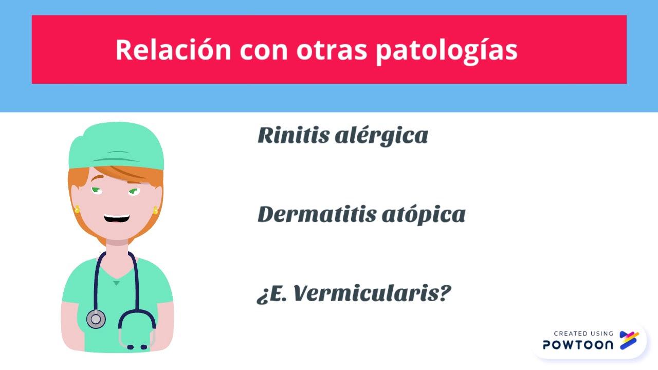 enterobiasis cuadro clinico
