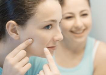 tratamentul acneei între degete pastile roz mari pentru viermi